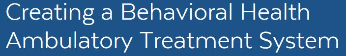 Mass behavioral health ambulatory info